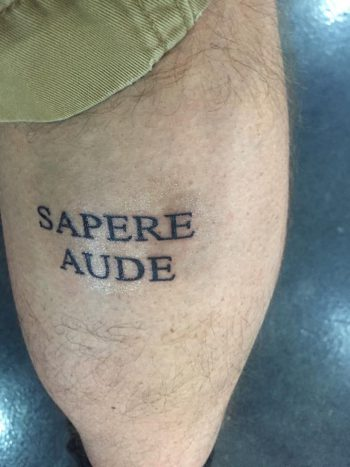 SapereAude